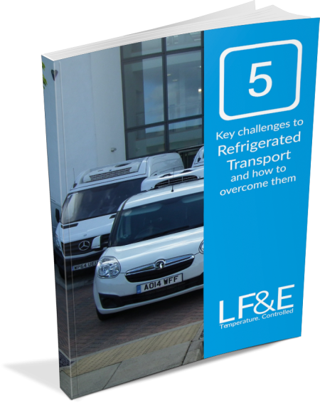 EBook - 5 Key challenges to Refrigerated Transport and how to overcome them