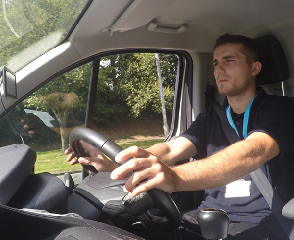 Specialist Drivers Trained to the Highest Standard
