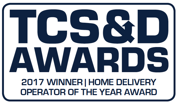 TCS&D Awards 2017 Winner LF&E Home Delivery Operator of The Year