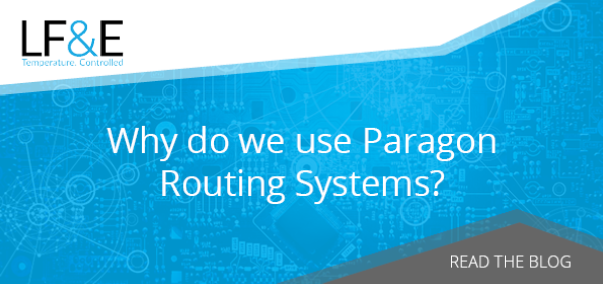 Paragon Routing Systems
